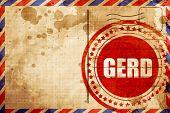Gerd poster