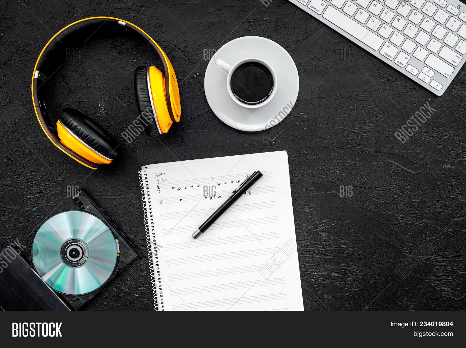 Composer Song Writer Image & Photo (Free Trial) | Bigstock