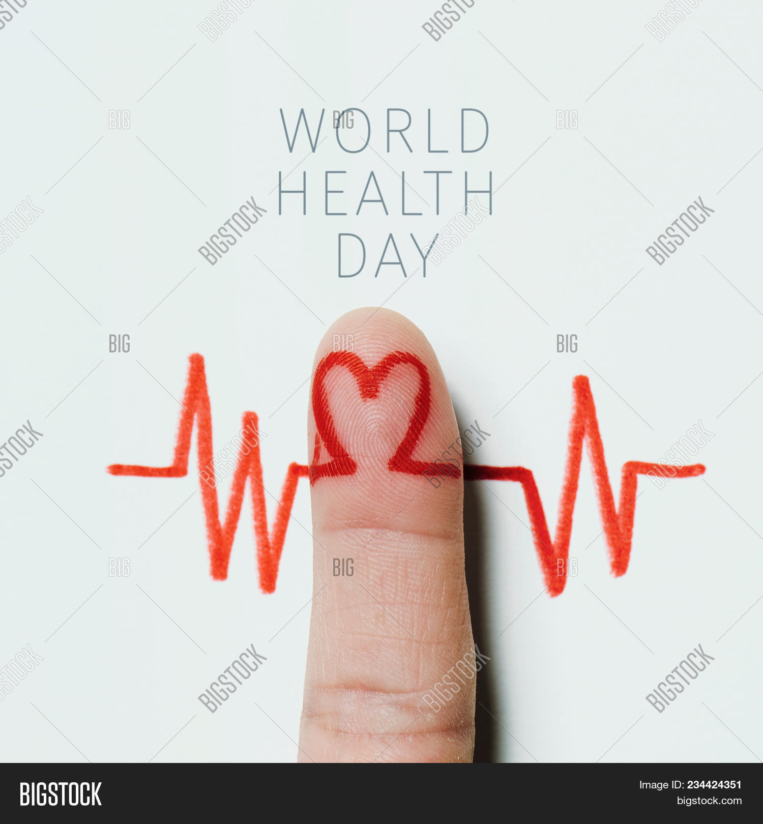 Red Heart Symbol Image Photo Free Trial Bigstock