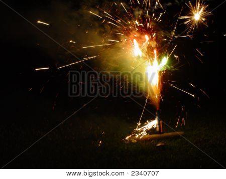Fireworks In Ga