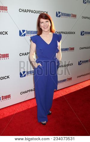 LOS ANGELES - MAR 28:  Kate FLannery at the