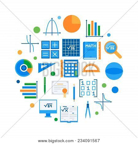 Mathematics Science Vector Photo Free Trial Bigstock