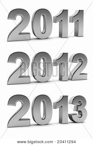 Upcoming Years 2012
