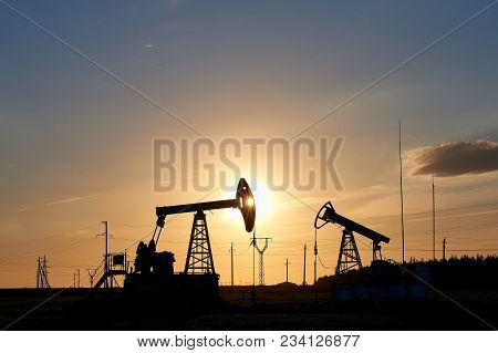 Production Of Oil And Gas. Extraction, Transfer And Transportation Of Oil And Gas