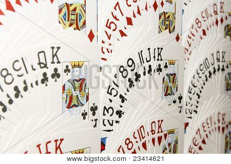 More Cards On Table In Casino