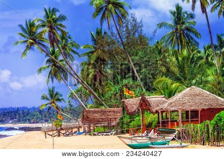 Tranquil relaxing holidays in Sri lanka - Tangalle