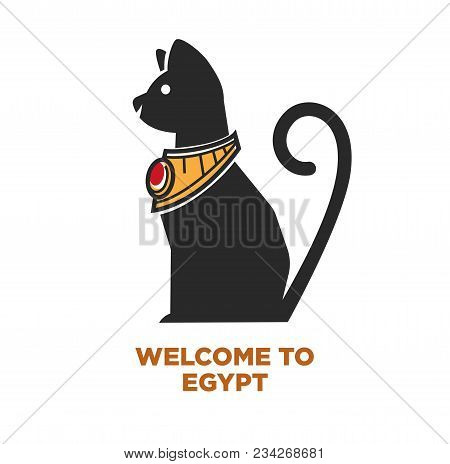 Welcome Egypt Poster Vector Photo Free Trial Bigstock