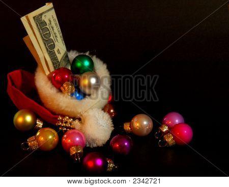 Weihnachts-Geschenk - Geld