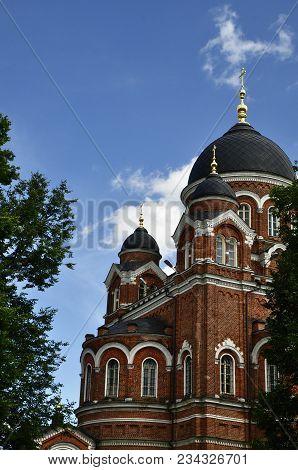Resurrection new Jerusalem monastery -- historically stauropegial monastery of the Russian Orthodox