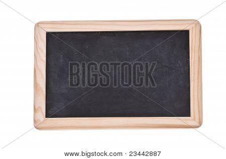 Dirty Chalkboard