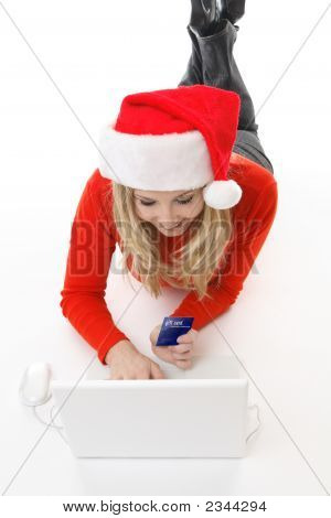 Online Shopping Purchase Or Payment