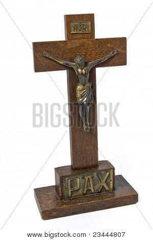 Wodden Crucifix
