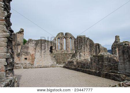 Historic Kildrummy Castle