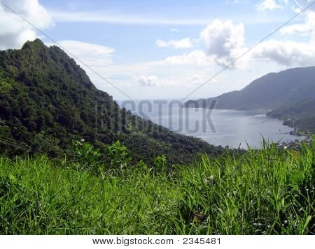 Fagiola Bay, Samoa