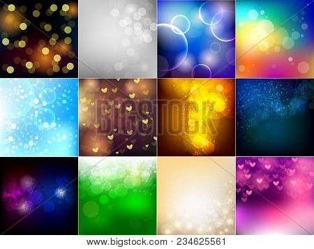 Abstract Seamless Pattern Vector Abstracting Backdrop And Bright Abstraction Wallpaper Illustration