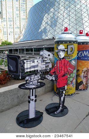 Toronto Film Festival and Roy Thomson Hall