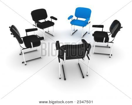 (3D) Chairs Meeting