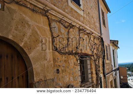 Bunyola Village Street 4, Majorca, Balearic Islands, Spain