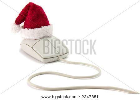 Christmas Mouse.