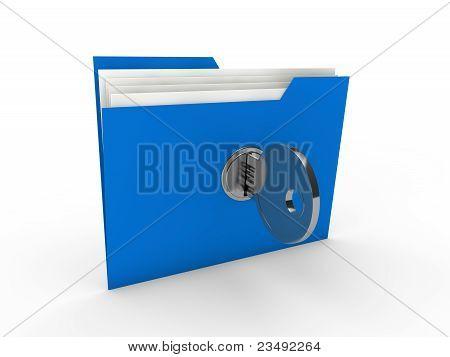 3D Folder Key