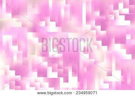 Purple With White Abstract Paper Background Texture For Use In Book Cover, Poster, Cd, Design, Flyer