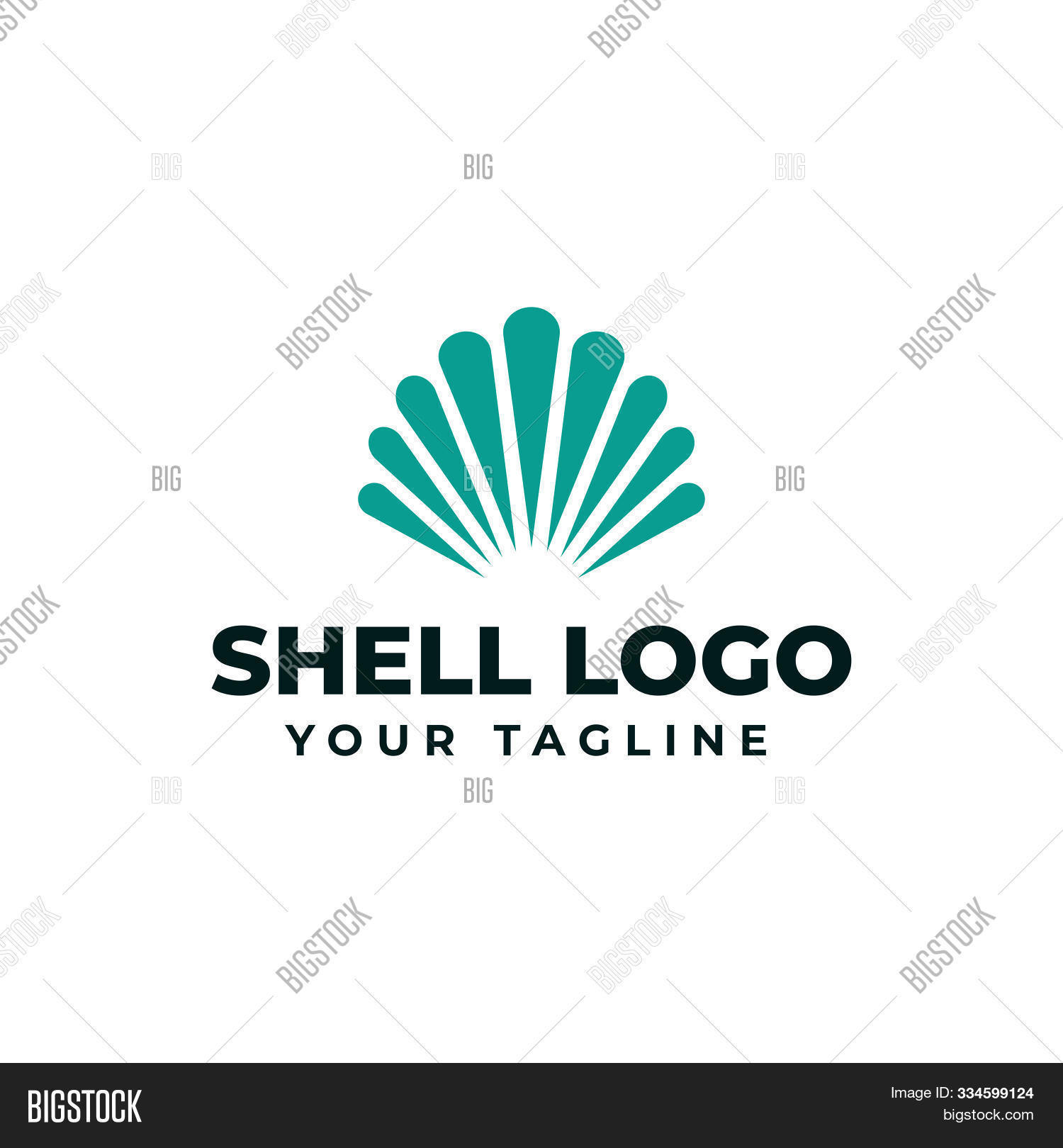 Sea Shell Pearl Vector Photo Free Trial Bigstock