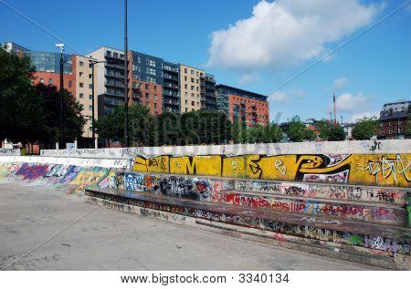 Graffiti en la ciudad