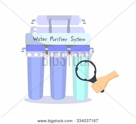 Water Filters For Drinking Water Should Be Changed To Filter The Appropriate Round.