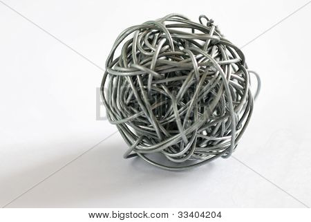 Wire Ball