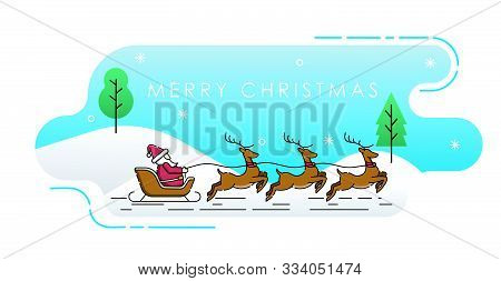 Santa Claus. Santa Claus Vector. Santa Claus Background. Santa Claus icon Vector. Santa Claus design. Santa Claus illustrations. Merry Christmas Holidays. Santa Claus Vector Background. Santa Claus image. Santa Claus picture. Santa Claus on a sleigh vecto