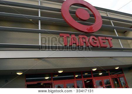 Washington State/usa _target Store