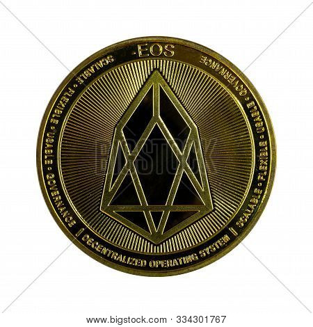 Eosio Eos Is A Modern Way Of Exchange And This Crypto Currency Is A Convenient Means Of Payment In T