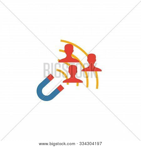 Lead Generation Icon. Simple Flat Element From Content Collection. Creative Lead Generation Icon For