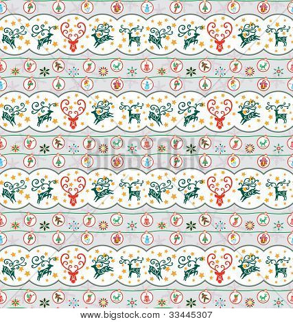 Christmas Collection Pattern