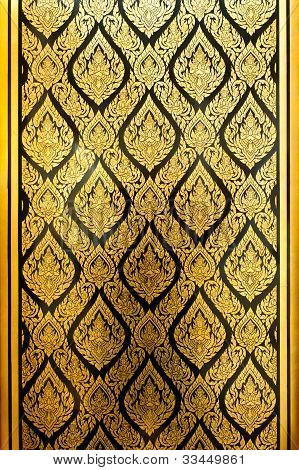 Traditional Thai Style Gold