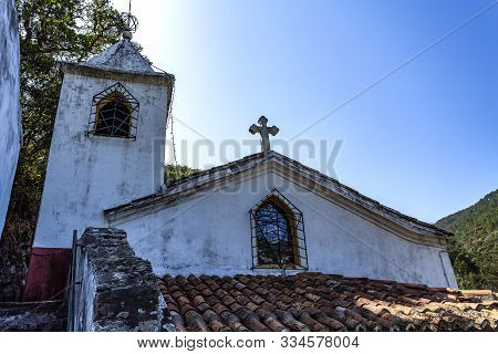 Chapel Of St John, One Of The Four Chapels Of The Sanctuary Of Our Lady Of Pity, Built In The 13th C