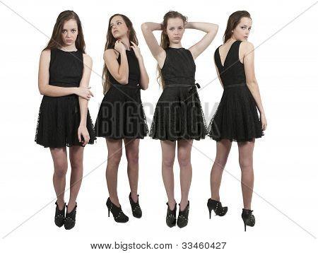 Beautiful Teenage Women