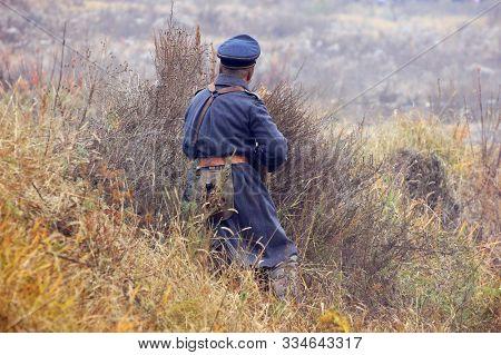 German Luftwaffe  soldier In World War II