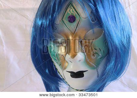 Lady blu