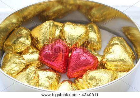 Valentine Heart Bonbons