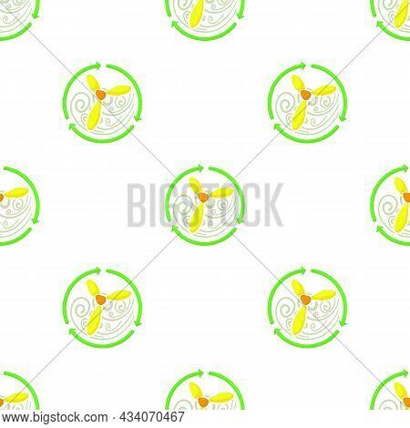 Ventilator Pattern Seamless Background Texture Repeat Wallpaper Geometric Vector