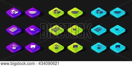 Set Lottery Ball On Bingo Card, Game Dice, Slot Machine With Jackpot, Joker Playing, Casino Slot Wat