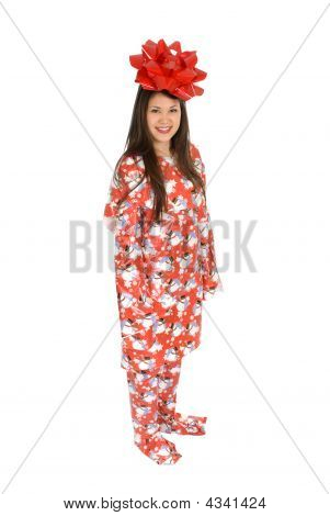 Female Christmas Present