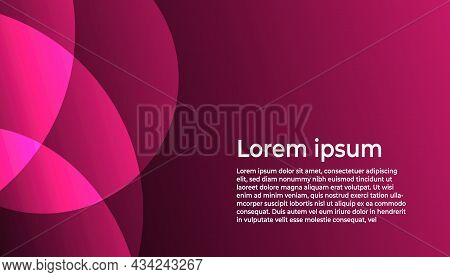 Abstract Dark Pink Line Background Of Gradient Smooth Background Texture On Elegant Rich Luxury Background Web Template Or Website Abstract Background Gradient Or Textured Background Pink Paper.
