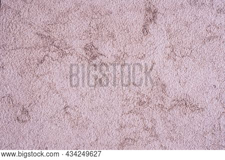 Vintage Or Grungy Pink Background Of Natural Cement Or Stone Old Texture As A Retro Pattern Wall. Ag