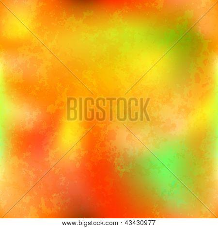 Orange-green Seamless Texture