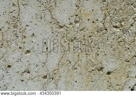 Background Or Texture Of A Rough Concrete Wall