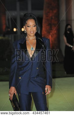 Regina King at the Academy Museum of Motion Pictures Opening Gala held at the Academy Museum of Motion Pictures in Los Angeles, USA on September 25, 2021.