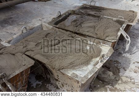 Cement Mortar In Construction Tanks. Cement Mortar For Brickwork