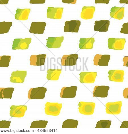 A Background Pattern Of Red Brush Strokes In A Checkerboard Pattern.